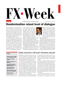 FX Week cover – 17 Jul 2017