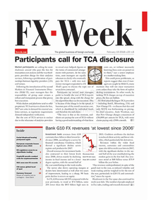 FX Week cover – 19 Feb 2018