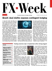 FX Week cover – 14 Oct 2019