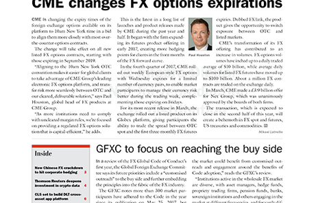 Articles In This Issue Foreign Exchange