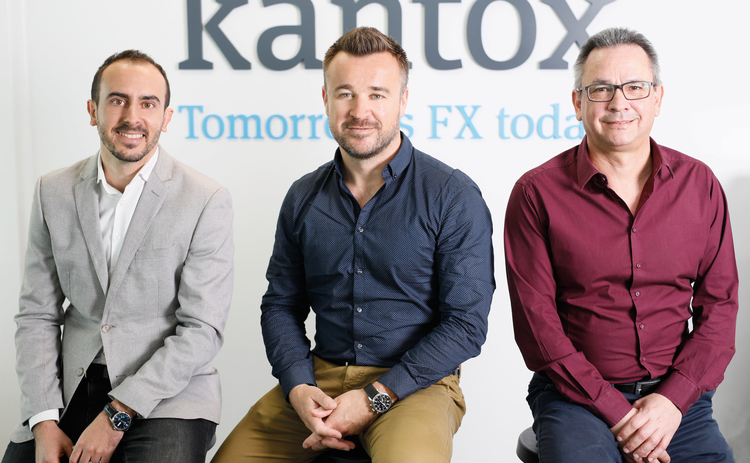 Kantox co-founders