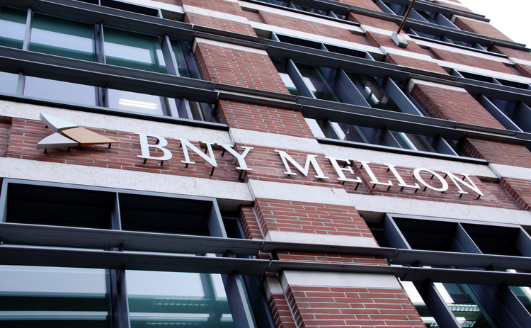 BNY Mellon, London