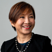 Claire Chin, regional head of corporate sales and structuring, OCBC Bank
